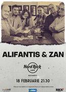 Concert Alifantis & ZAN