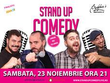 Stand-Up Comedy cu finalistii iUmor