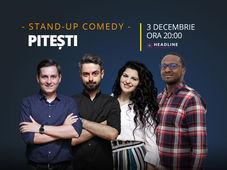 Pitești: Stand-up comedy cu Bucălae, Tănase, Ioana State și Mukinka