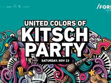 United Colors Of Kitsch Party at /FORM SPACE