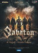 Concert SABATON - The Great Tour