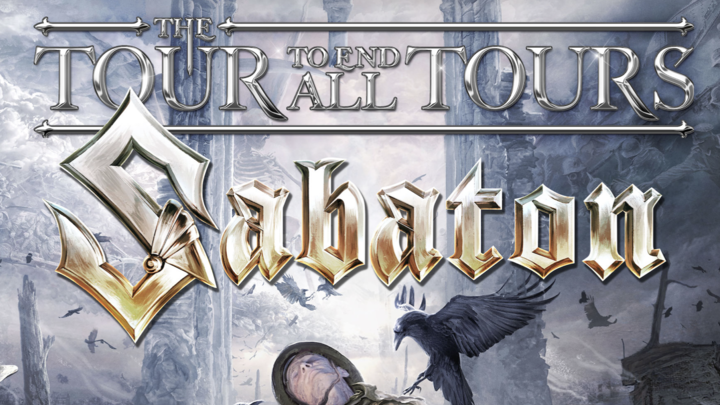 Concert SABATON - The Tour To End All Tours