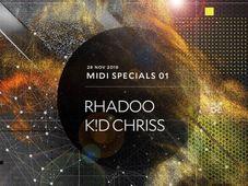 MIDI Specials 01 w/ Rhadoo & K!D Chriss