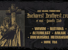 Bucharest Deathfest 2020 - Beheaded, Virvum + more