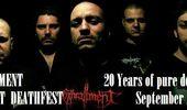 Bucharest Deathfest 2020 - Enthrallment, Necrovile + more