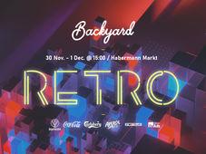 Backyard Retro Party