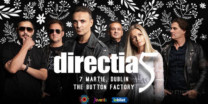 Dublin: Concert Directia 5