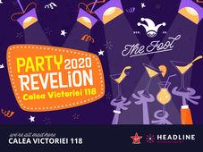 REVELION 2020 ALL INCLUSIVE - Calea Victoriei 118