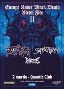 Concert Suffocation, Belphegor & HATE - part II