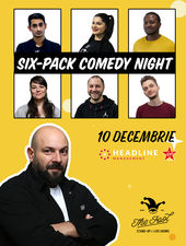 The Fool: Six-Pack comedy night cu Toni