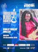 Khailf Wailin Walter @ Transilvania Blues Nights