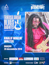 Khalif Wailin Walter @ Transilvania Blues Nights
