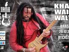 Khailf Wailin Walter @ Transilvania Blues Nights