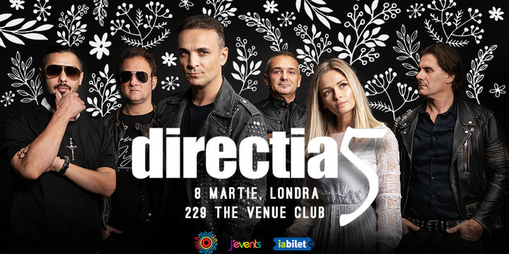 Londra: Concert Directia 5