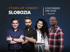 Slobozia: Stand-up comedy cu Bucălae, Tănase, Ioana State și Mukinka