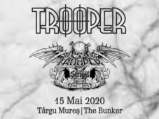 Targu Mures: Trooper - Strigat (Best Of 2002 - 2019)