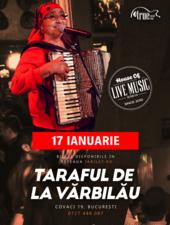 Live in Sufragerie: Taraful de la Vărbilău