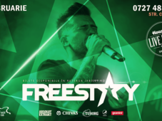 Live in Sufragerie: FreeStay