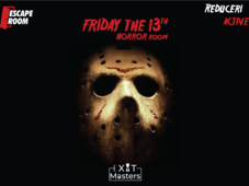 Escape Room - Friday the 13th