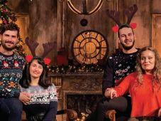 Bistrița: Acasă de Crăciun
