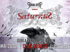 Saturnus - Clouds & Abigail (dubla lansare de album)