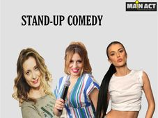 Girls Night Out Stand Up Comedy!