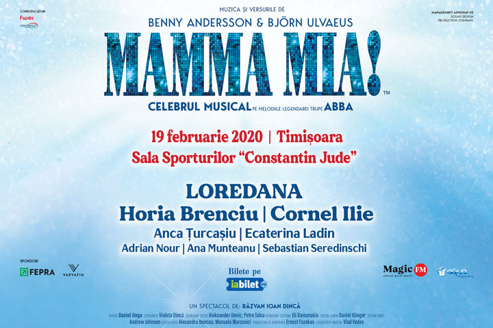 Timisoara: Musicalul Mamma Mia