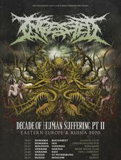 Ingested [UK] /Need 4 Speed [RM] / Avoid Humanity [RO]