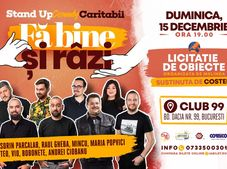 Stand up comedy MARATON - 9 Comedianti - Charity by 99