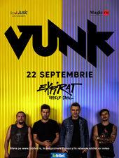 Concert VUNK - Electric la Expirat