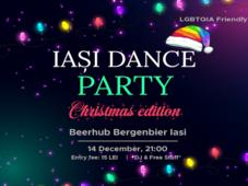 Iasi: Dance Party Christmas Edition