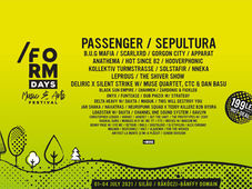 /FORM Days - Music & Arts Festival