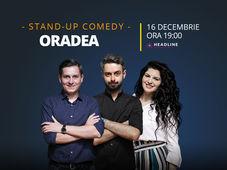 Oradea: Stand-up comedy cu Bucălae, Tănase și Ioana State