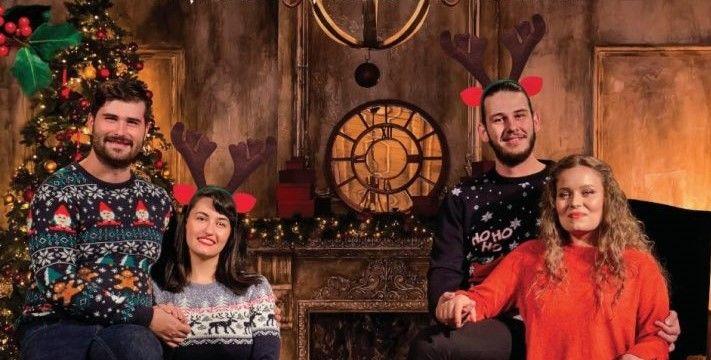 Acasă de Crăciun