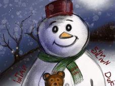 Brasov: Omulețul de zăpadă [teatru pentru copii]