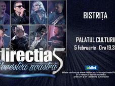 Bistrita: Concert Directia 5 - Povestea Noastra
