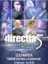 Cluj-Napoca: Concert Directia 5 - Povestea Noastra