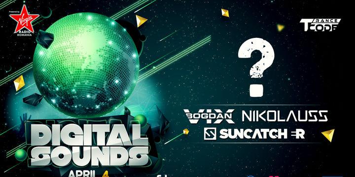 Digital Sounds pres. Bogdan Vix/Suncatcher/X/Nikolauss