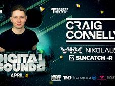 Digital Sounds pres. Bogdan Vix/Suncatcher/Craig Connelly/Nikolauss