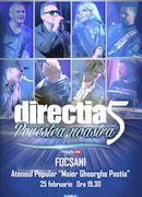 Focsani : Concert Directia 5 - Povestea Noastra