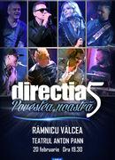 Ramnicu Valcea: Concert Directia 5 - Povestea Noastra