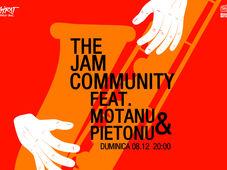 The Jam Community feat. Motanu & Pietonu / Expirat / 08.12