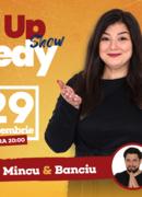 Stand up comedy cu Maria Popovici, Banciu si Mincu