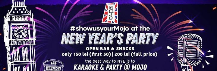 #showusyourMojo at the New Year's Party