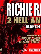 Timisoara: Richie Ramone // Chaos Commute // tba LIVE in Timisoara @Capcana