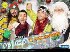 Comedy Improv Show cu Trupa Obligo
