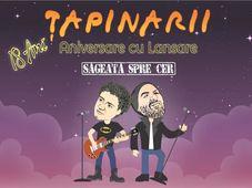 """Tapinarii in Iasi - Lansare album """"Sageata spre cer"""""""