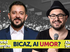 Bicaz, ai umor? Stand Up Comedy Show cu Gherghe si Serban