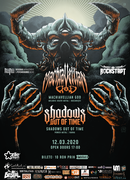 Brasov: Machiavellian God + Shadows Out of Time live