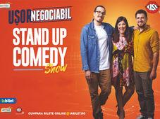 Turneu ''Ușor negociabil''- Stand up comedy cu Banciu, Maria Popovici si Mincu